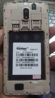 Airmax a17 firmware without password
