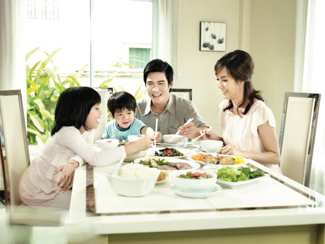 12 bí mật của một gia đình hạnh phúc