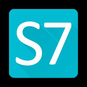 تحميل ثيم جالاكسي Theme-Galaxy S7 V1.1.0 المدفوع اخر اصدار