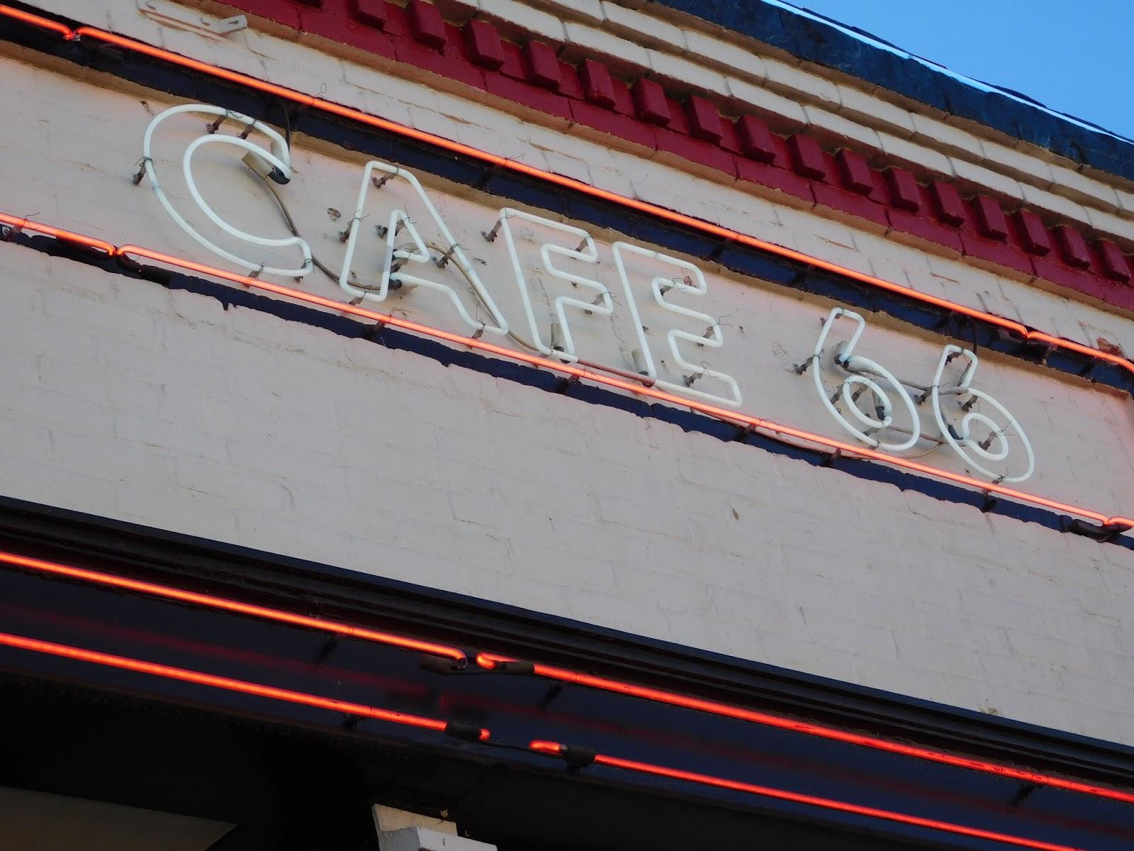 cafe 66 in williams arizona
