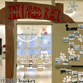 Iditarod in the Classroom- Quick and Easy Ideas to Teach the Iditarod!