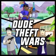 Dude Theft Wars - VER. 0.87c Unlimited Money MOD APK