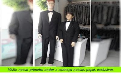 2a9001ae7 Paulo Afonso  Magazine União oferece variedade em trajes sociais masculinos  para venda e aluguel