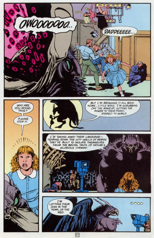 Read online Animal Man (1988) comic -  Issue #73 - 22