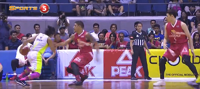 Terrence Romeo's KILLER Handles vs. Phoenix (VIDEO)