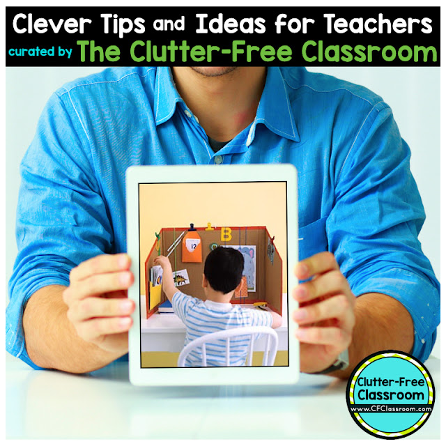 Students often struggle with attention and focus. This easy idea will help teachers keep their kids on task and reduce classroom distractions.