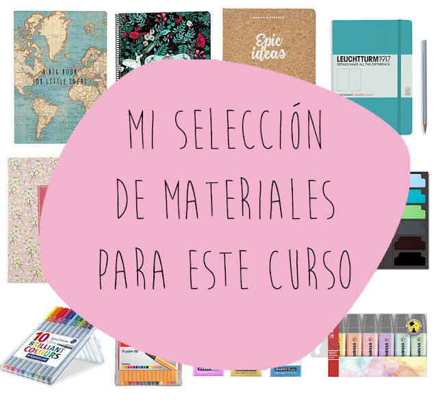 Back to school - Vuelta a clase - papelería stationery