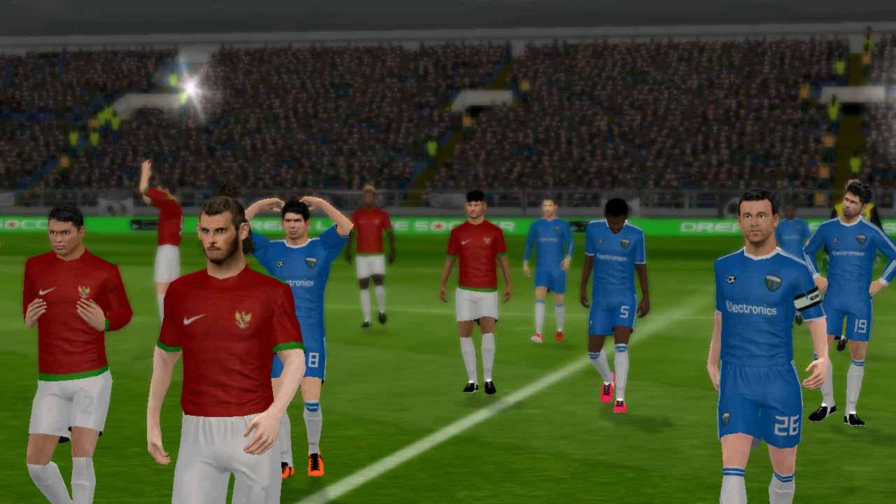 Kumpulan Logo Dream League Soccer Keren Keren ~ Kumpulan cheat kode games
