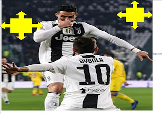 Fin du match Juventus 3-0 frosinone