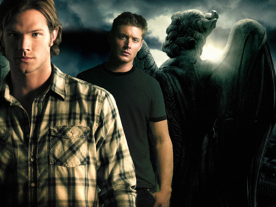 Melhor epis  243 dio   quot Imperdo  225 vel  Unforgiven  quot Supernatural Sam And Dean Funny Moments
