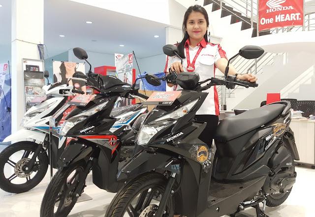 AHM Segarkan Tampilan New Honda BeAT Street eSP