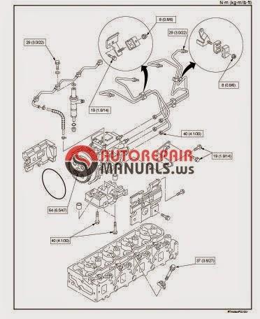 Isuzu 4jh1 repair manual
