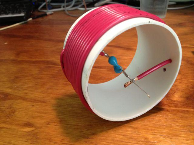 The Boring Ham Radio Part: 160m / 80m Inverted L
