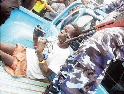 boko haram crippled bomb lagos airport