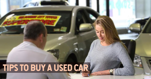 Used Car Buying Tips and Tricks.