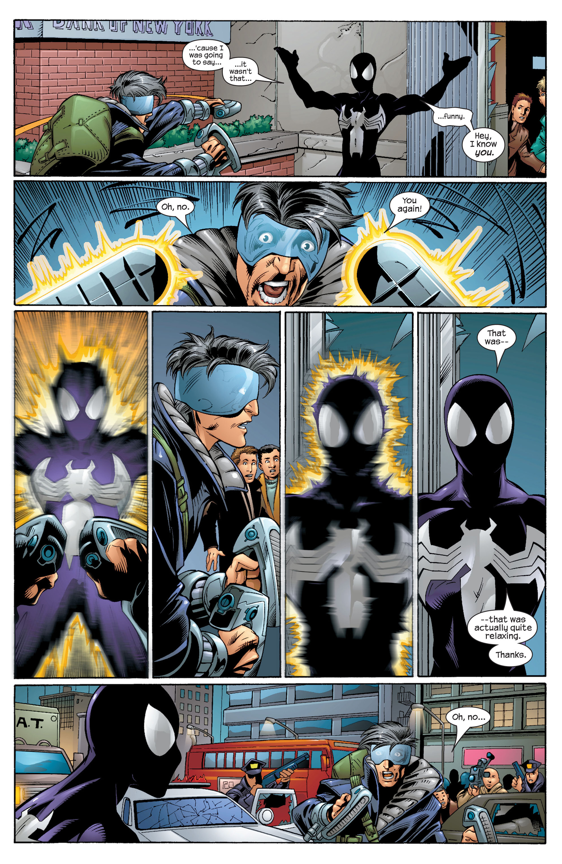 Read online Ultimate Spider-Man (2000) comic -  Issue #35 - 13
