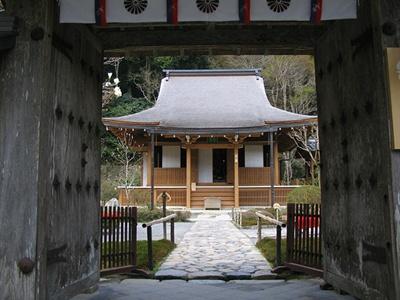 วัดจักโคอิน (Jakkoin Temple) @ www.taleofgenji.org