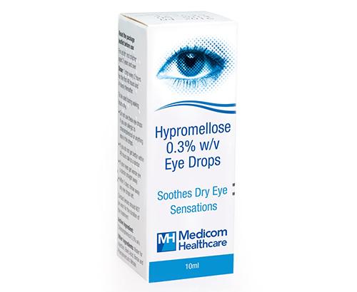 سعر ودواعى إستعمال هيبروميلوز Hypromellose قطرة للعين