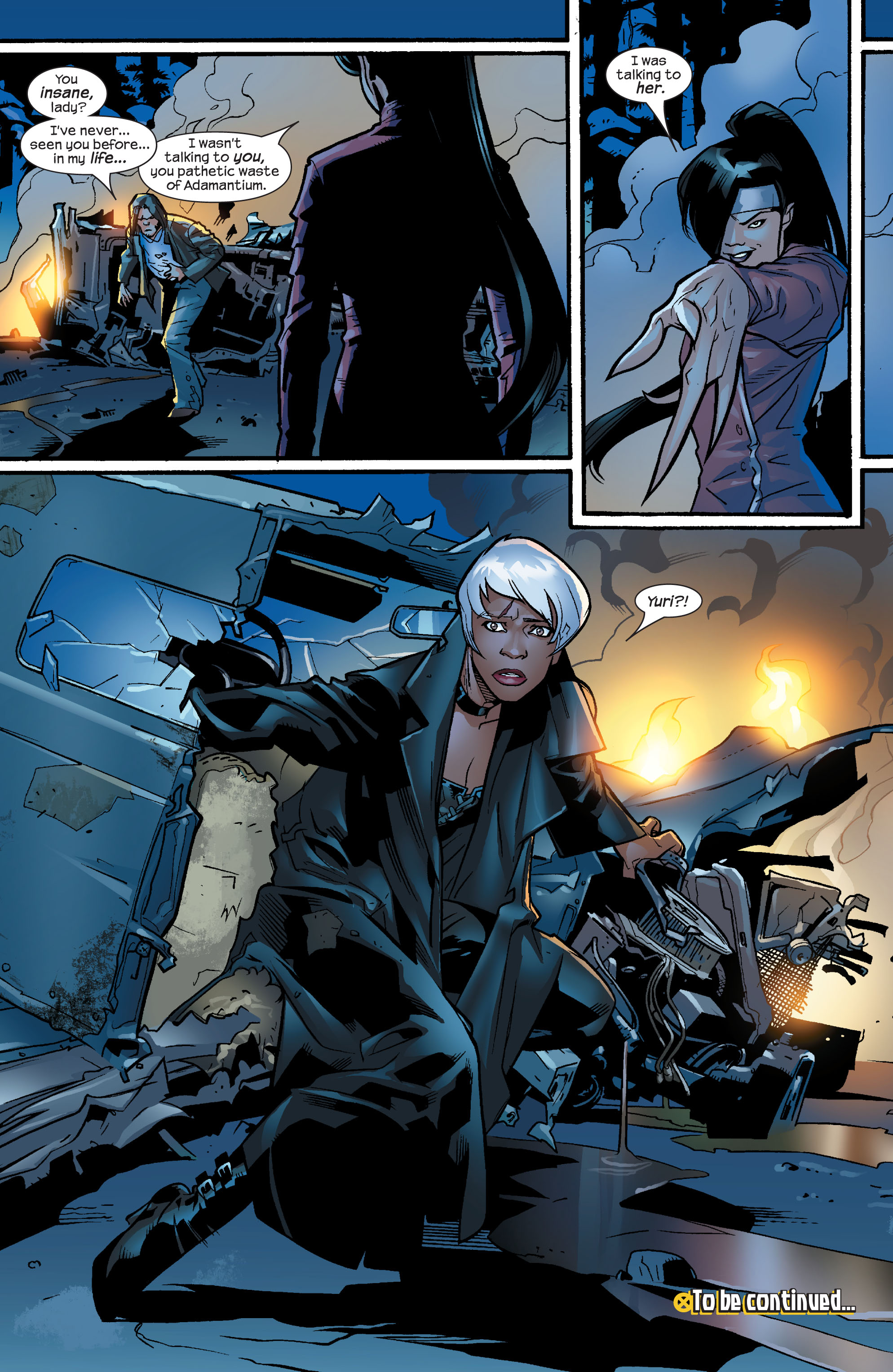 Read online Ultimate X-Men comic -  Issue #59 - 24