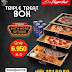 Pizza Hut Kuwait - New Triple Treat Box