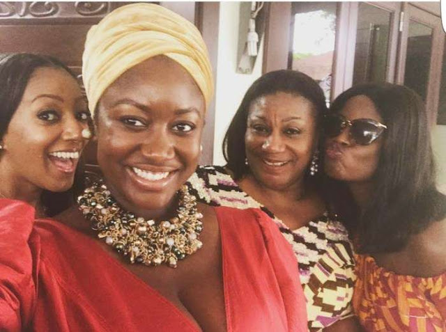 Akufo-Addo's daughter denies involvement in BOST oil saga [Video]