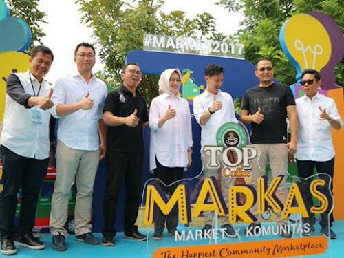 Markas Kaskus 2017 di Tangerang