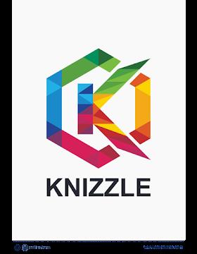 Desain Logo Knizzle
