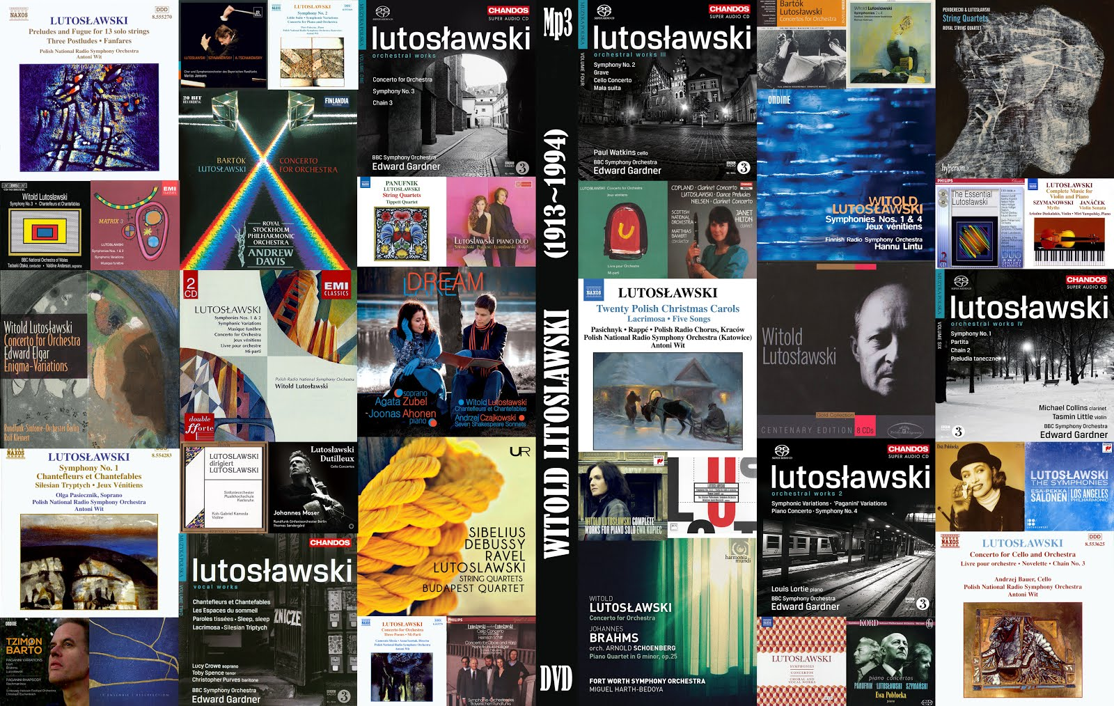 Witold Lutoslawski (1913-1994)