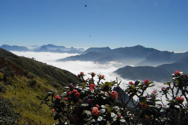 Conquer 3,000m Bach Moc Luong Tu Mount 5