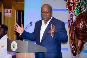 Stop lying, I'm not against Free SHS – Mahama tells Bawumia