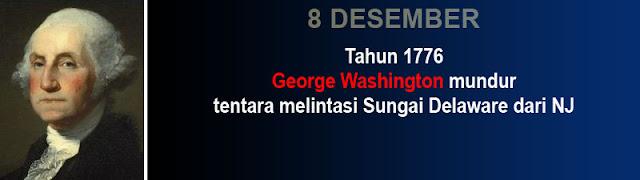 Hari bersejarah George Washington
