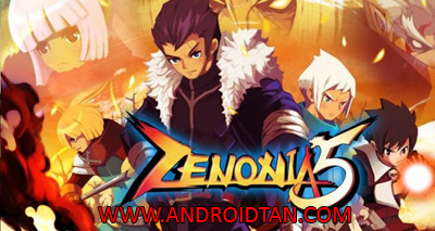 Download ZENONIA 5 Mod Apk v.1.2.4 Offline (Unlimited Money) Terbaru 2017