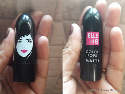 Elle 18 Color Pops Matte PROM PINK