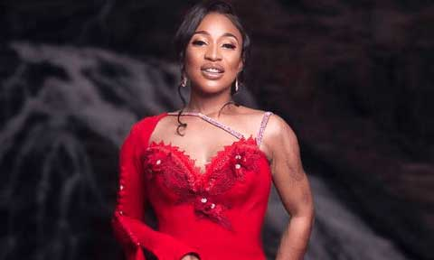 Tonto Dikeh Finally Goes Back To Her First Love