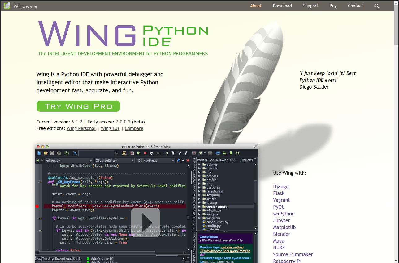 Top 5 IDE for Python Programming 2019
