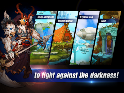 Light: Fellowship of Loux Apk v1.0.0 Terbaru
