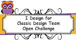 I Design For Classic DT Open Challenge