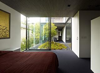 Interior Casa de madera Japón