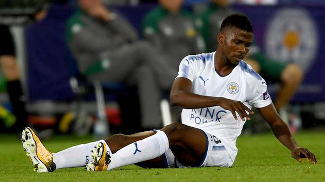 Fresh beginning for Iheanacho as Leicester City sack Shakespeare