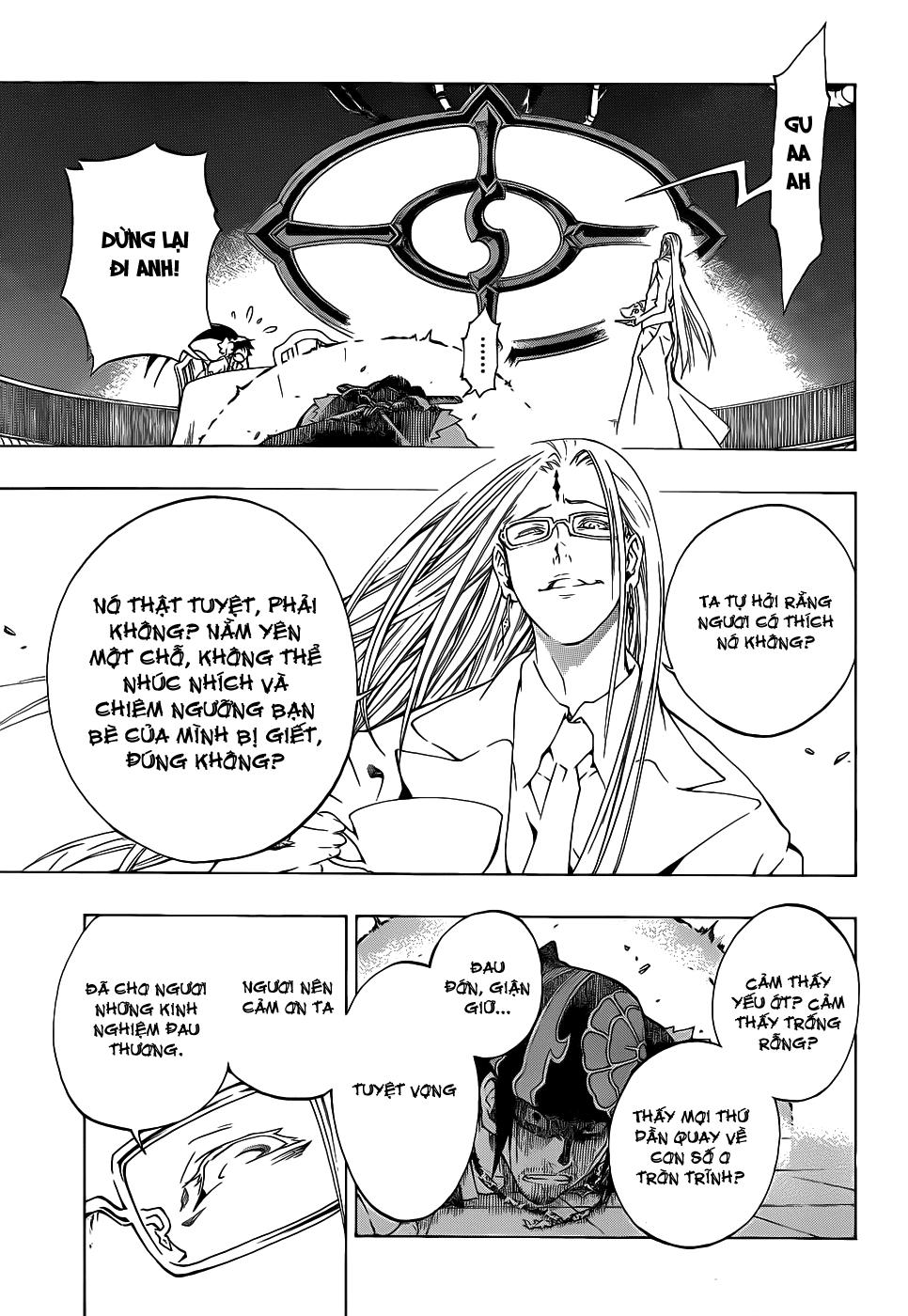 Examurai chapter 007 trang 34