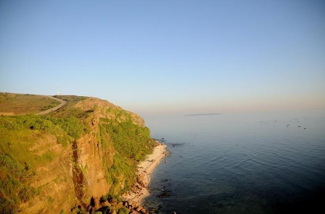Cảnh quan đảo Lý Sơn