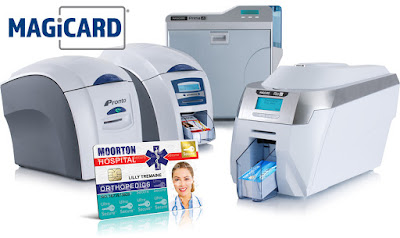 Impresoras de tarjetas Magicard