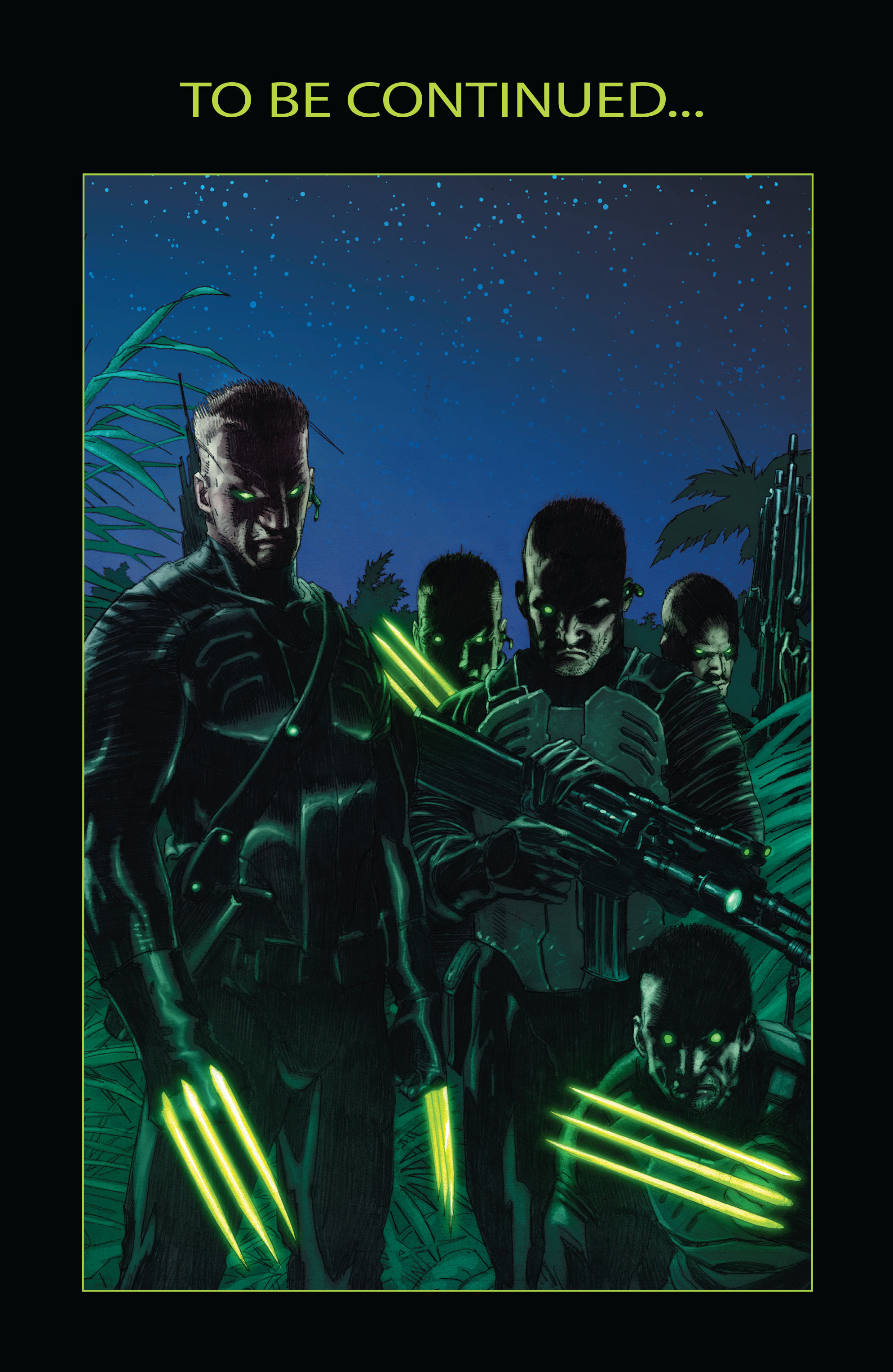 Read online Wolverine: Weapon X comic -  Issue #2 - 25