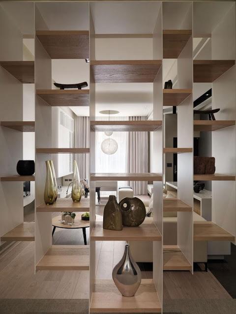 penyekat ruang tamu minimalis