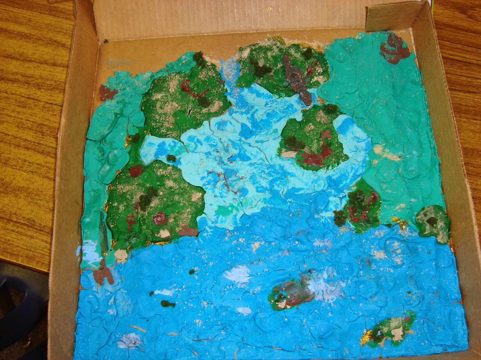 5th And Fabulous Landform Projects 2014