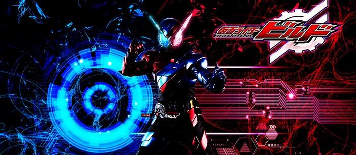Baixe Kamen Rider Build, A Série Atual No Japão