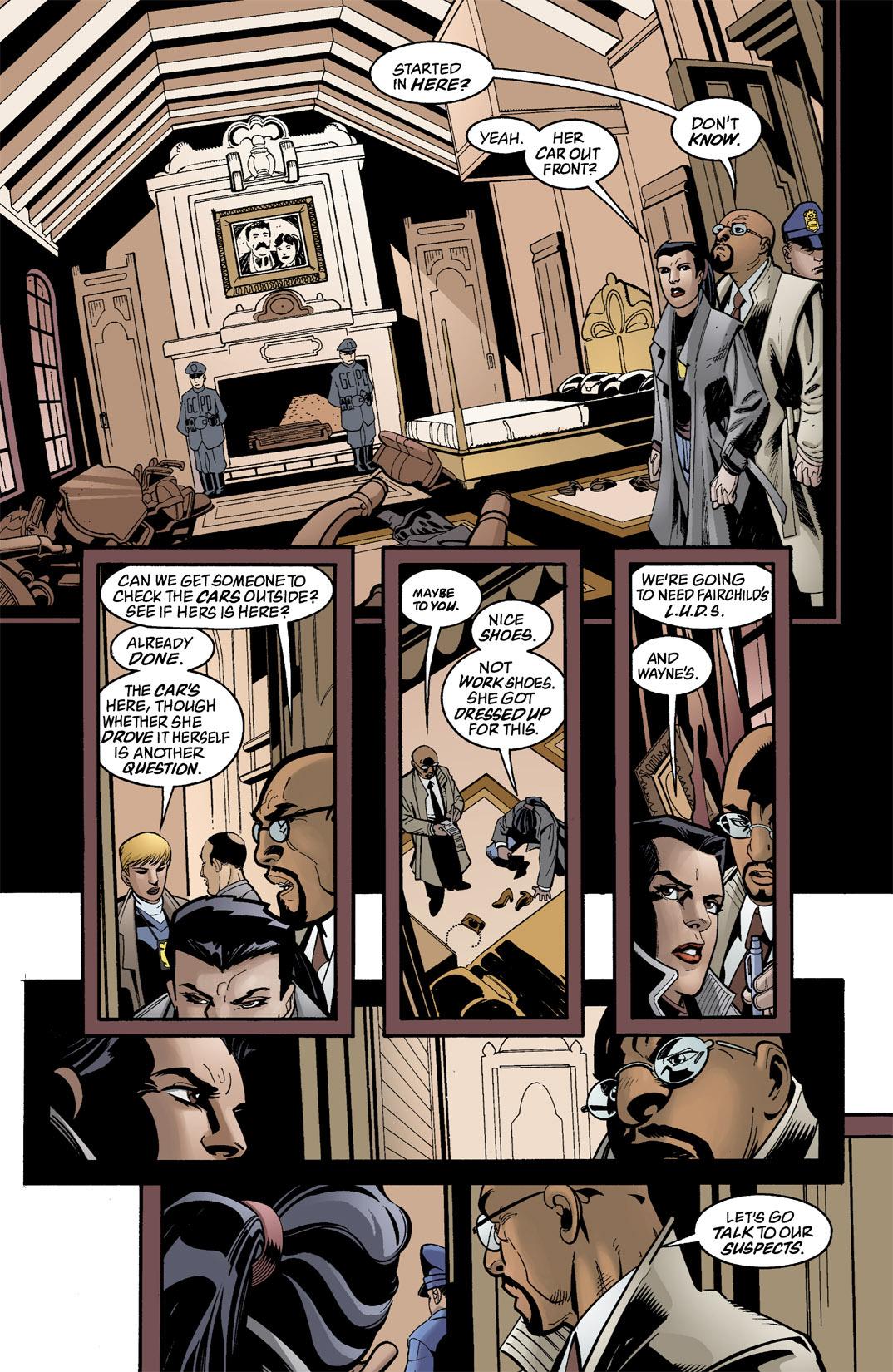 Detective Comics (1937) 766 Page 7