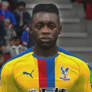 PES 2017 Faces Aaron Wan-Bissaka by ABW_FaceEdit
