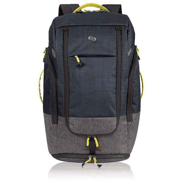 Product Review - @Solo_NewYork Everyday Max Backpack @Gammatek #EverydaySolo