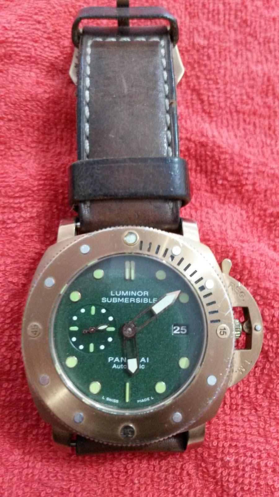 2692cccb911 Relógio Panerai